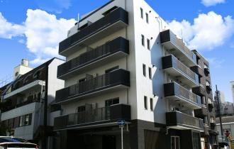 賃貸マンション建設